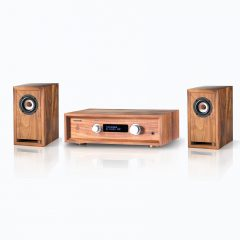 Acacia amplifier & loudspeaker